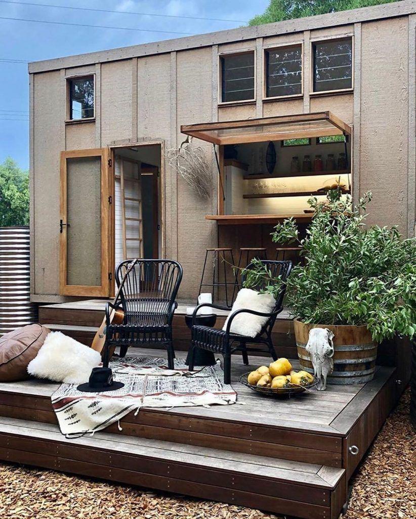 Desain Interior Rumah Minimalis Dengan Konsep Tiny House Sederhana Tapi Modern Inspirasi Desain Rumah Terkini