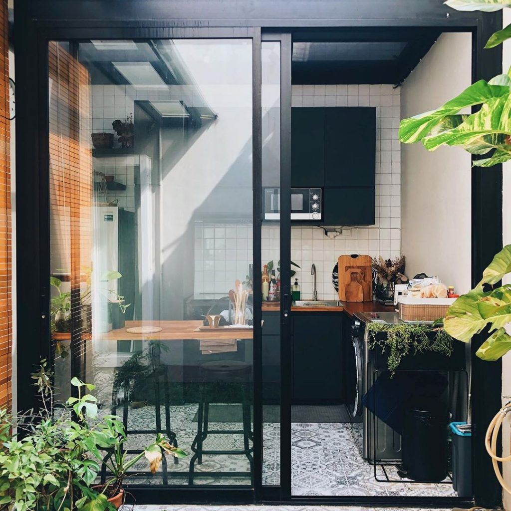 45+ Desain Rumah Atap Kaca Terbaru - Eye Candy Treat