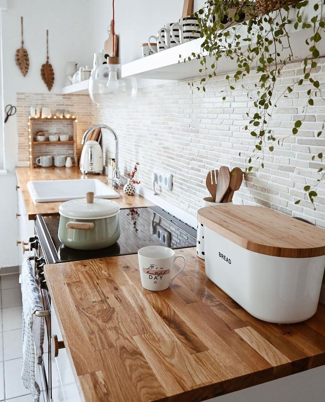 Desain Interior Dapur Minimalis Dengan Style Vintage Klasik