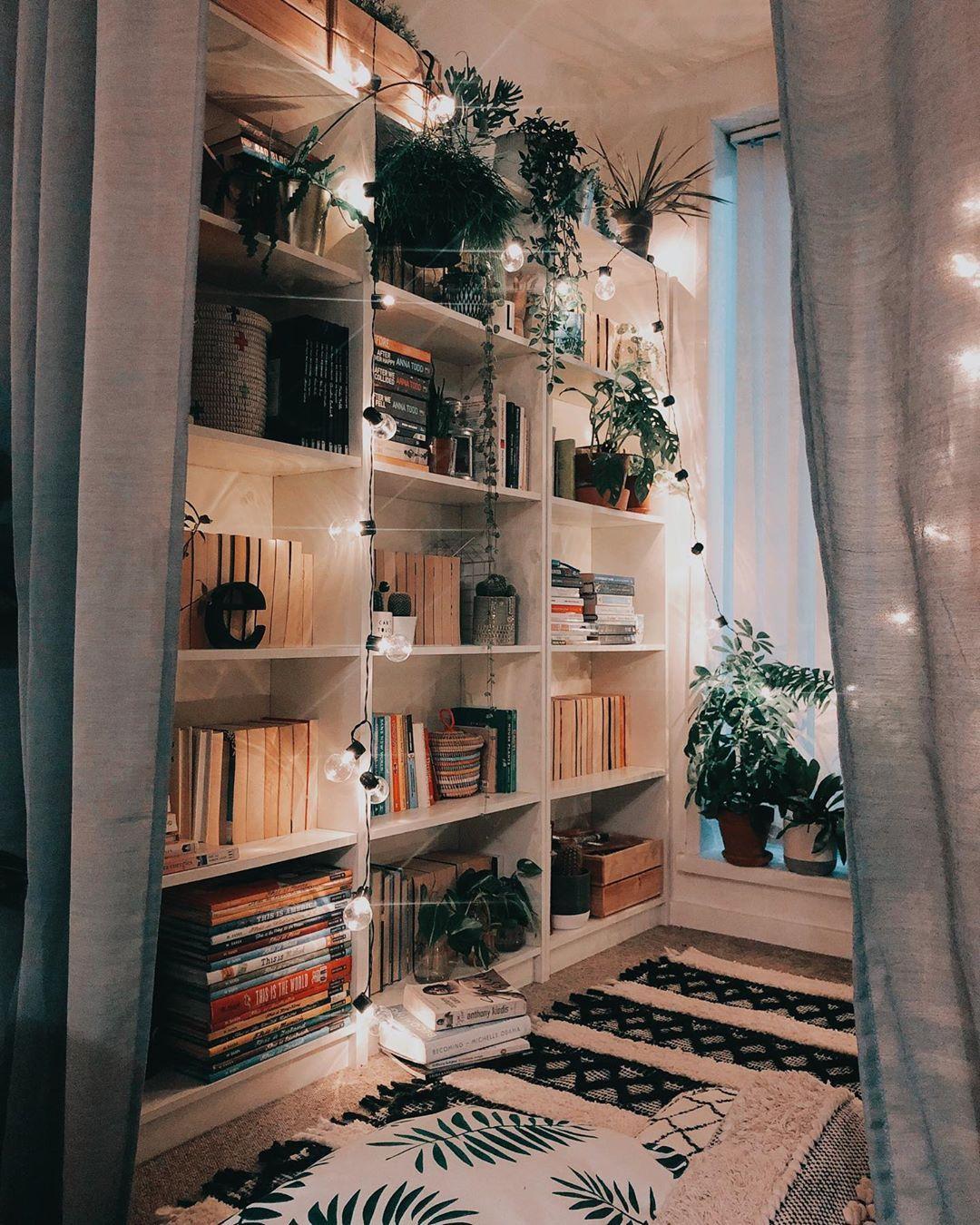 Desain Interior Ruang Perpustakaan Mini Dalam Rumah Inspirasi Desain Rumah Terkini