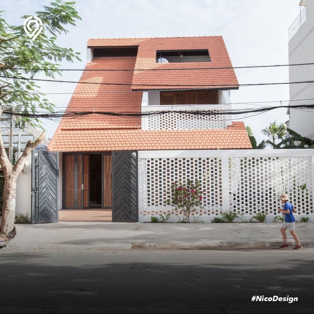 Desain Rumah Tropis Genteng Tanah Liat Minimalis Klasik Modern Inspirasi Desain Rumah Terkini