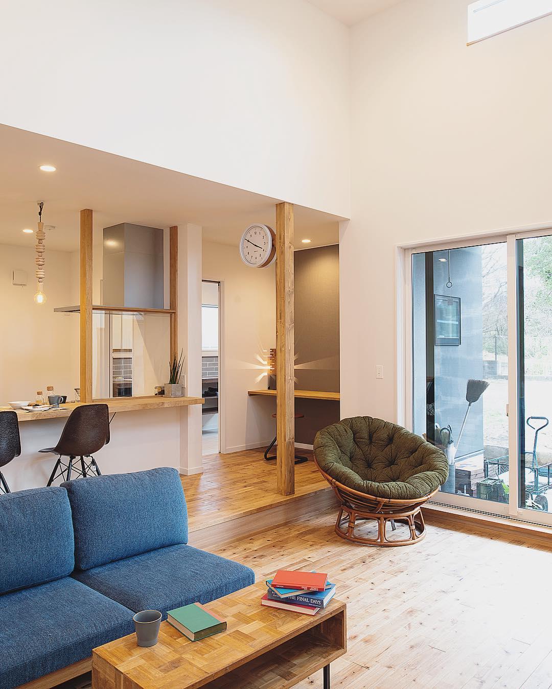 Desain Interior Rumah Minimalis Modern Dengan Elemen Kayu Sentuhan Gaya Jepang Inspirasi Desain Rumah Terkini