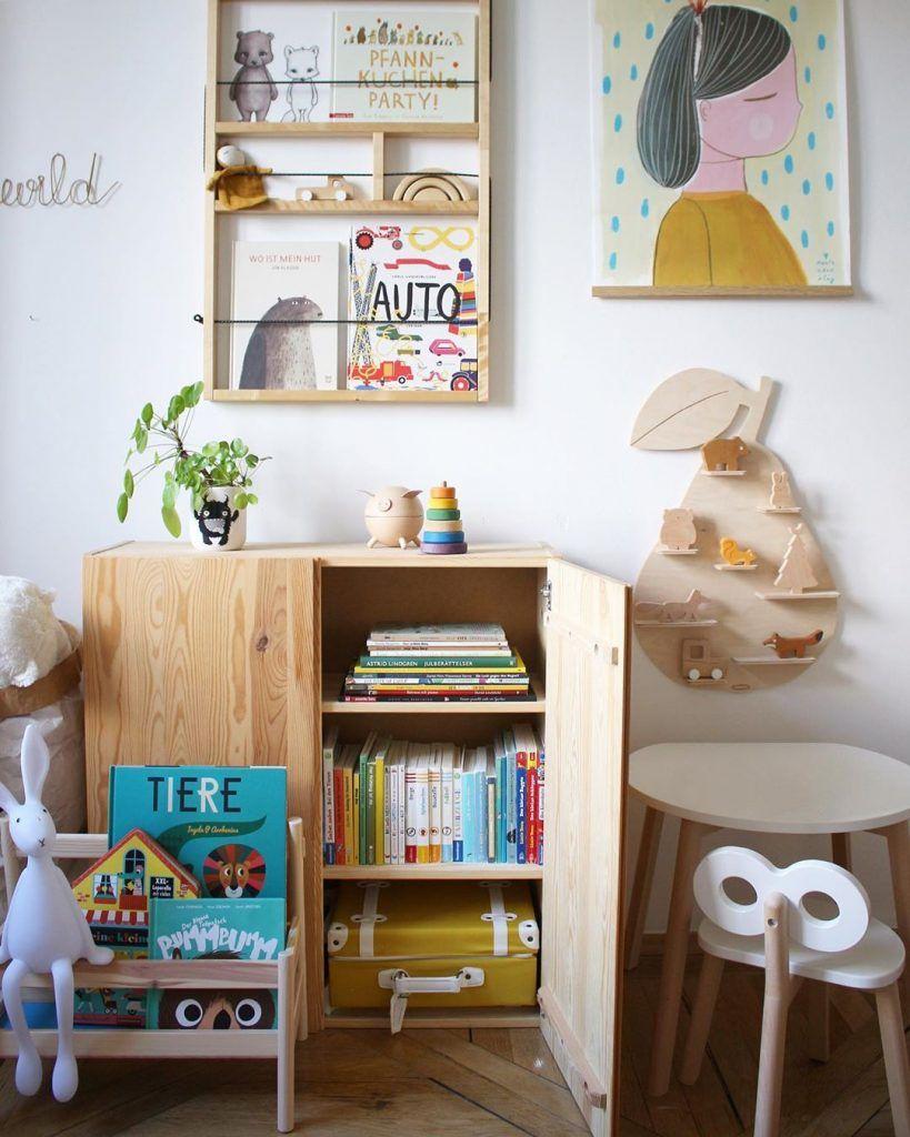 Desain Interior Perpustakaan Mini Dalam Rumah Untuk Si ...