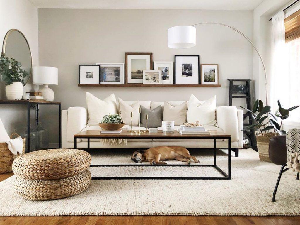 Desain Interior Ruang Tamu Minimalis
